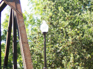 AntiqueStreetLight